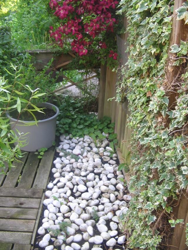 Gartengestaltung mit Steinen für jedermann - Gartenplanung ...