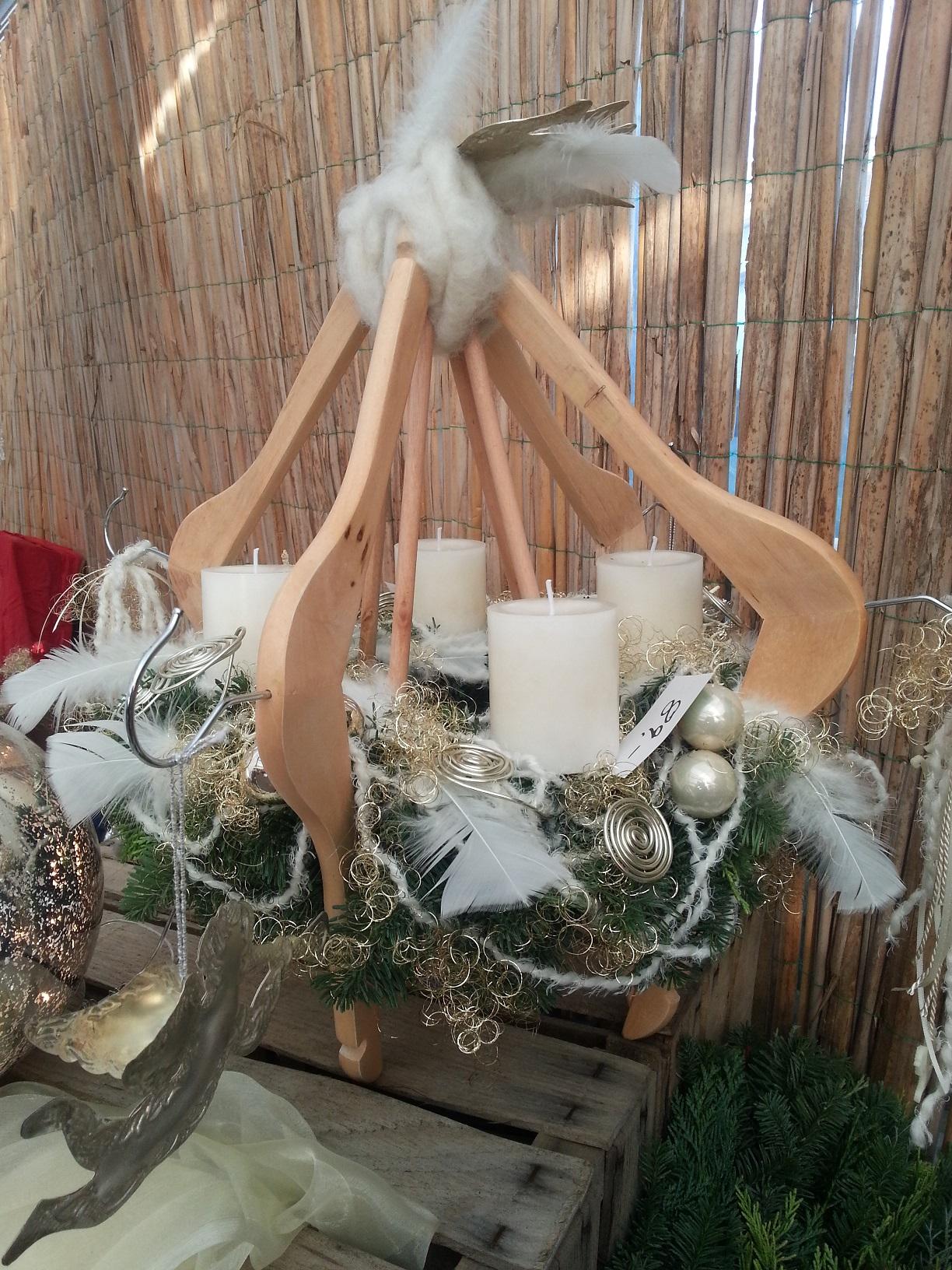 ungew hnliche adventskr nze advent weihnachten. Black Bedroom Furniture Sets. Home Design Ideas